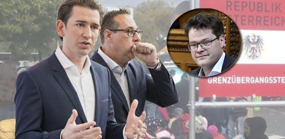 FPÖ will Kasernen für Asylwerber, auch Ausgangssperren sind angedacht. Kritik kommt vom Wiener Integrations-Stadtrat.