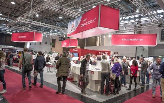 Auf der Fotografiemesse Photo and Adventure, die am 9. und 10. November 2019 in der Messe Wien stattfindet, ist CEWE, Marktführer bei Fotobüchern, ebenfalls vertreten.