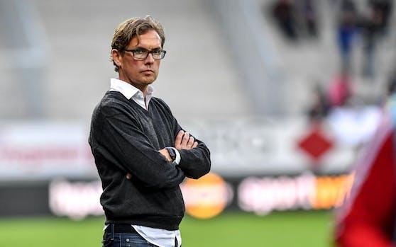 Altach-Coach Alexander Pastoor.