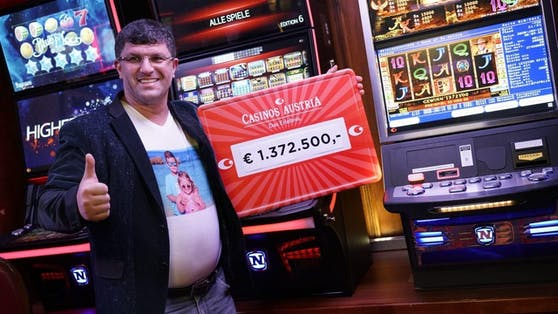 Leon Tsoukernik aus Tschechien hat 1,3 Millionen Euro im Casino Seefeld gewonnen.