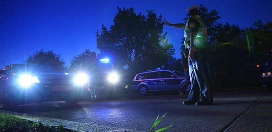 Die Polizei zog die junge Lenkerin aus dem Verkehr.