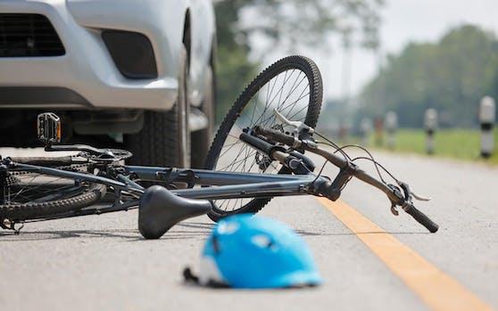 Bei einem Zusammenstoß am Samstag wurde in Wien ein Radfahrer lebensgefährlich verletzt. (Symbolbild)