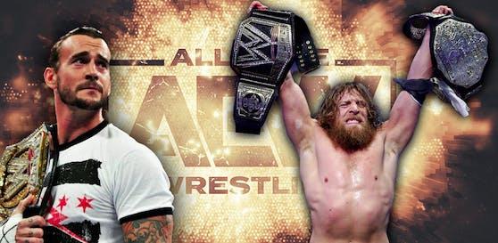 Sehen wir CM Punk und Daniel Bryan bald bei AEW?