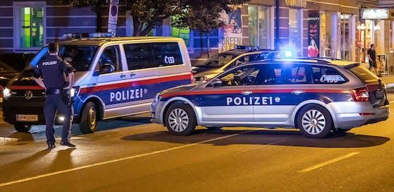 Die Ermittlungen der Polizei laufen.