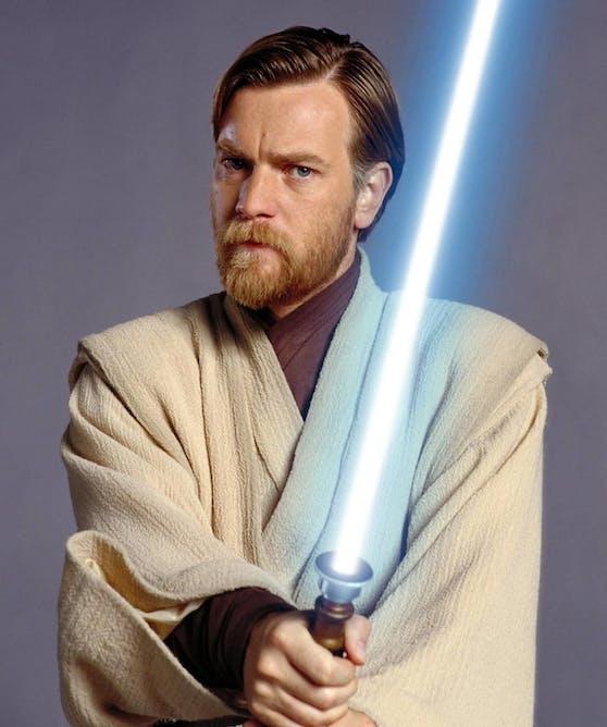Ewan McGregor spielt Obi-Wan Kenobi in Star Wars: Episode III