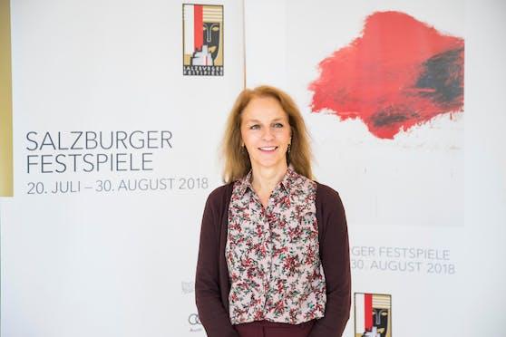 Schauspiel-Chefin Bettina Hering