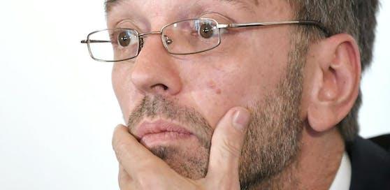 Erneut in der Kritik: Innenminister Herbert Kickl (FPÖ).