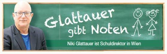 """Glattauer gibt Noten: Die Kolumne jeden Montag in """"Heute""""."""
