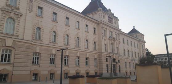 Das Landesgericht St. Pölten.