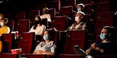 Kinos & Co. – Wo in Wien nun wieder MNS-Pflicht herrscht