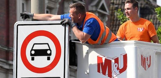 Neue Fahrverbote für Diesel sind möglich.