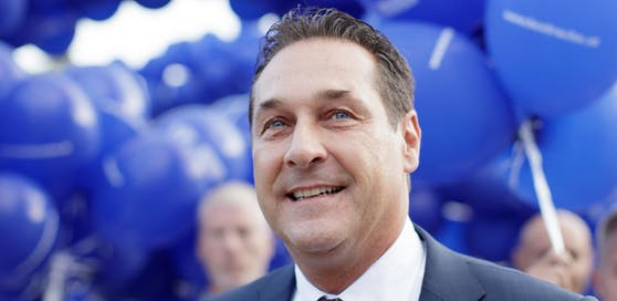 Vizekanzler Heinz-Christian Strache, FPÖ.