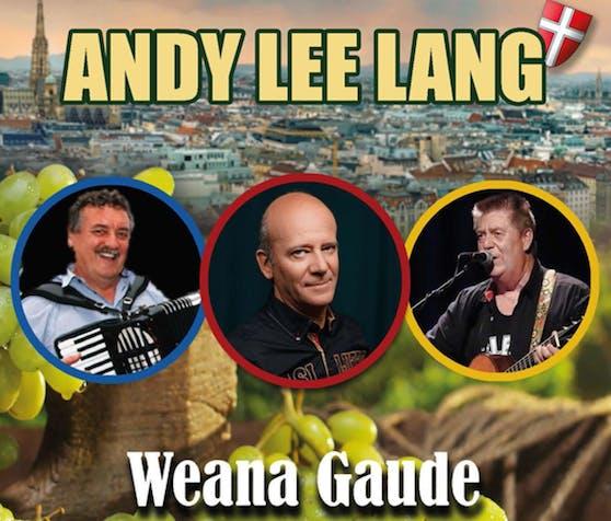 "Andy Lee Lang ""Weana Gaude"": Der Rock 'n' Roller widmet sich dem Wienerlied am 26. April im Schutzhaus Zukunft."