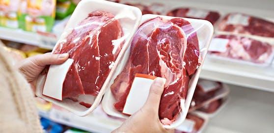 Fleischsteuer laut Liste Jetzt: Doppelt so hoch, außer auf Bioprodukte.