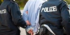 24-Jähriger auf Drogen sieht rot, geht aufPolizei los