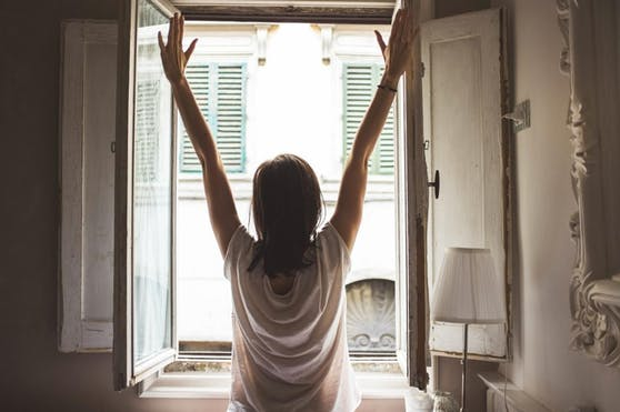 Was sehen Sie wenn Sie aus dem Fenster schauen? Zeigen Sie es uns!