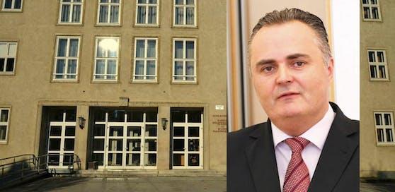Hans Peter Doskozil will das Militärrealgymnasium in Wr. Neustadt erhalten.