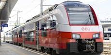 Wienerin (72) in Tullner Bahnhof von Zug erfasst – tot
