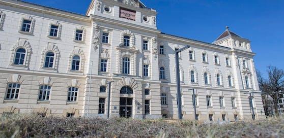 Der rote Politiker sitzt in St. Pölten in Haft
