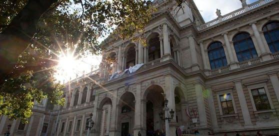 Die Universität Wien hat sich zu Wort gemeldet. (Archivbild)