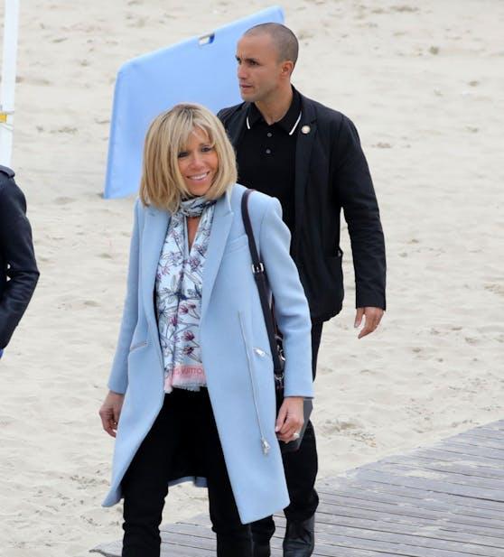 Brigitte Macron begeistert nicht nur die Franzosen.