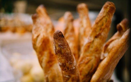Das französische Baguette soll Weltkulturerbe werden.