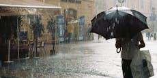 Regenwetter – Experten sagen, wie es jetzt weitergeht