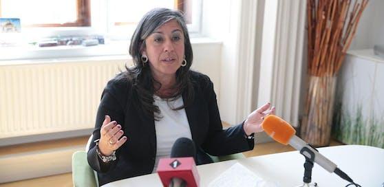 Die Wiener Vizebürgermeisterin Maria Vassilakou, Archivbild.