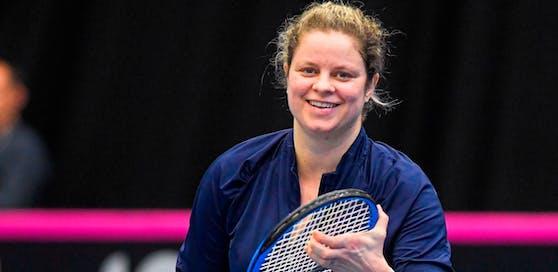 Kim Clijsters gibt nach siebeneinhalb Jahren ein Comeback auf der Tennis-Tour.