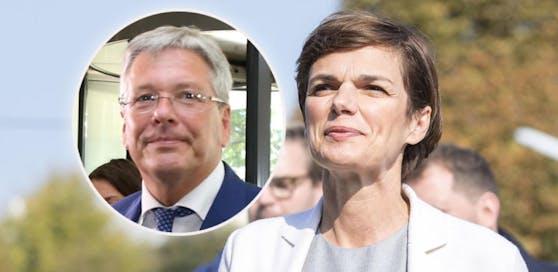 Landeshauptmann Peter Kaiser wird der neue Stellvertreter der designierten SP-Chefin Pamela Rendi-Wagner.
