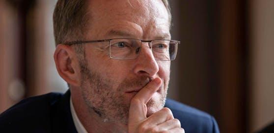 Grünen-Stadtrat Daniel Leupi kassiert für Wohnung ordentlich ab.