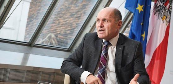 Nationalratspräsident Wolfgang Sobotka (VP)