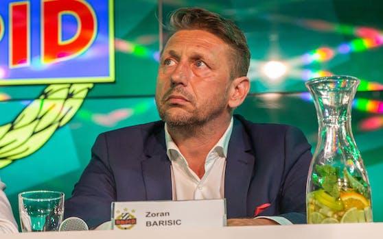 Rapid-Sportdirektor Zoki Barisic