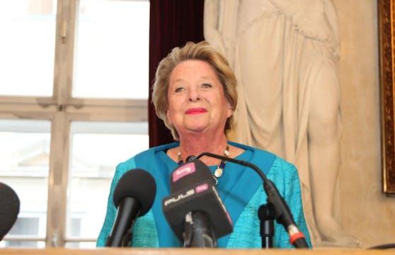 Ursula Stenzel (FPÖ), nicht amtsführende Stadträtin
