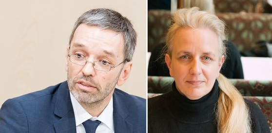 Daniela Kickl kritisiert Cousin Herbert, die FPÖ und die ÖVP.