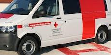 Zwei 15-Jährige bei Unfall in Ternitz schwer verletzt