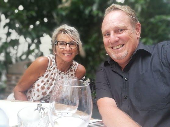 Die stets gut gelaunten Wochenendtrip-Gewinner Edith und Andreas.