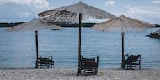 Fix! Kroatien verschärft Maßnahmen an der Adria-Küste