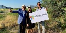 Microsoft kommt nach Vösendorf