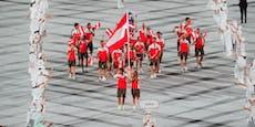 Olympische Spiele in Tokio wurden feierlich eröffnet