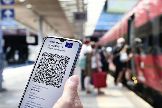 Der Grüne Pass wird in Italien jetzt noch öfter zum Einsatz kommen.