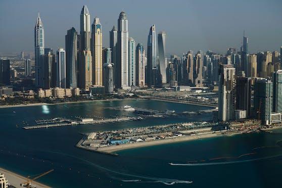 Einst Fischerdorf, ist Dubai heute eine Megacity.