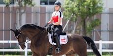 Pferd erkrankt – Olympia-Aus fürDressur-Team