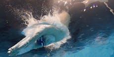 Unser Schwimm-Star Auböck mit Rekord ins Olympia-Finale