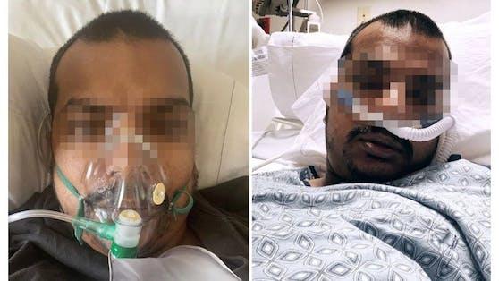 Der 34-Jährige ist an einer Corona-Infektion gestorben.