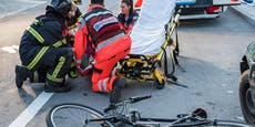 16-jähriger Radler von Alko-Lenker (21) erfasst – tot
