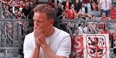 """""""Du Sau!"""" Bayern-Trainer von eigenen Fans beschimpft"""