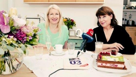 Martina Rupp spricht mit Claudia Stöckl über ihren Abschied-