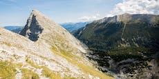 Bergsteigerin stürzt bei Tour mit Ehemann in den Tod