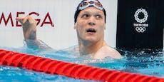 Blech! Auböck schrammt an Olympia-Medaille vorbei